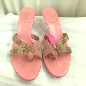 Adorable Gucci sandals